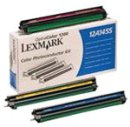 Lexmark 0012A1455 Cyan, Magenta, Yellow Photoconductors