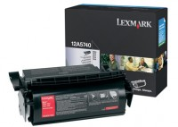 Lexmark 0012A5740 Black Laser Toner Cartridge