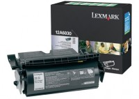 Lexmark 012A6830 Return Program Toner Cartridge, 7.5K Yield