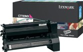 Lexmark C7220M Extra High Capacity Return Program Magenta Toner Cartridge