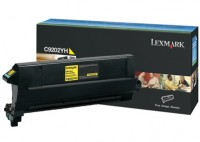 Lexmark C9202 Yellow Laser Toner Cartridge - C9202YH