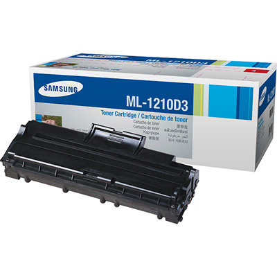Samsung Original ML1210D3 Laser Toner Cartridge