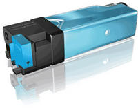 Media Sciences Compatible High Yield Cyan Toner Cartridge for Dell KU051