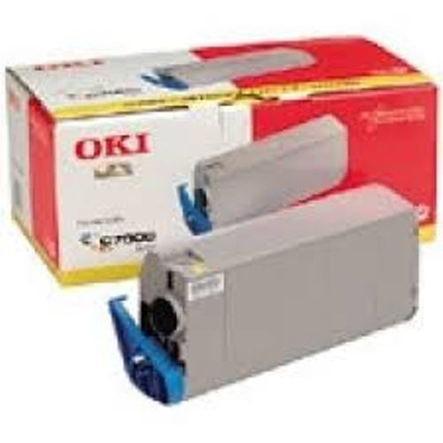 Compatible Yellow Laser Toner for Oki (41304209)