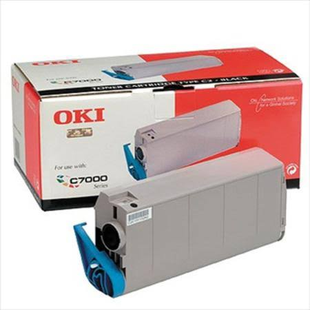 Compatible Black Laser Toner for Oki (41304212)