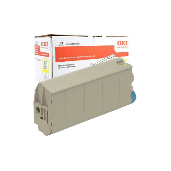 Compatible RO3005 Yellow Laser Toner for Oki (41963005)