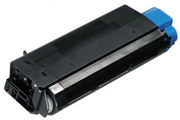 Compatible Black Laser Toner for Oki (42127408)