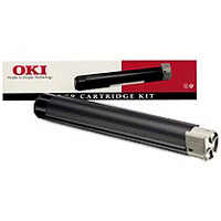 Oki Black Laser Toner Cartridge, 3K Yield