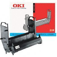 Oki Cyan Image Drum Unit, 30K Yield