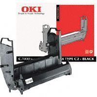 Oki Black Image Drum Unit, 30K Yield