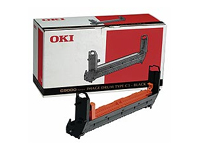 Oki Black Image Drum Unit (41514712)
