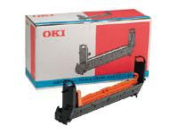 Oki Cyan Image Drum Unit (41963407)