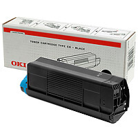 Oki Black Laser Toner Cartridge (4516)