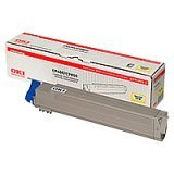 Oki Yellow Laser Toner Cartridge (42918913)