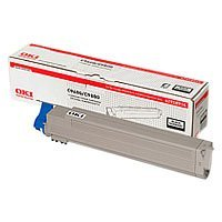 Oki Black Laser Toner Cartridge (42918916)