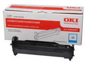 Oki Cyan Imaging Drum Unit, 15K Yield