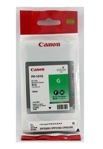 Canon PFI 101G Green Ink Cartridge
