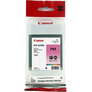 Canon PFI 101PM Photo Magenta Ink Cartridge