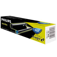Philips PFA322 ink