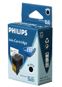 Philips PFA 531 Black Ink Cartridge