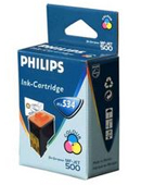 Philips PFA 534 Colour Ink Cartridge