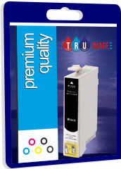 Premium Quality Compatible T0801 Black Ink Cartridge, 19ml
