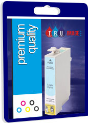 Premium Quality Compatible T0805 Light Cyan Ink Cartridge, 19ml