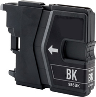 Compatible 985BK Black Ink Cartridge