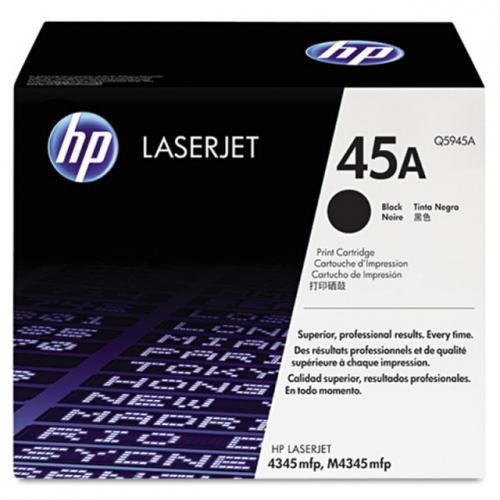 HP Q5945A Laser Toner Cartridge (45A)