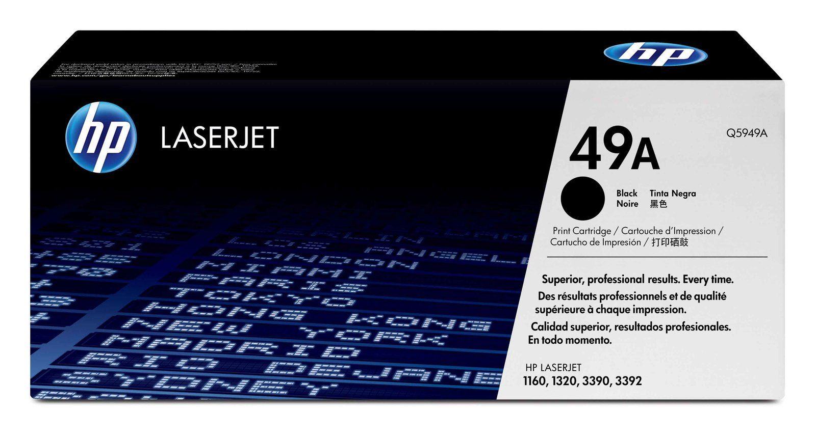 HP Q5949A Laser Toner Cartridge (49A)