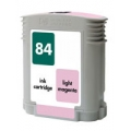 Replacement High Capacity Light Magenta Ink Cartridge (Alternative to HP No 84, C5018A)
