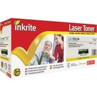 Inkrite Premium Quality Yellow Toner Cartridge for Samsung CLP Y660B