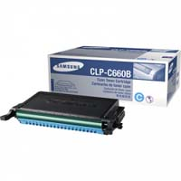 Samsung CLP K660B High Capacity Black Toner Cartridge