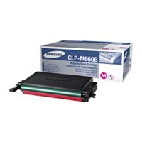 Samsung CLP M660B High Capacity Magenta Laser Toner Cartridge