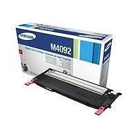 Samsung CLT M4092S Magenta Toner Cartridge, 1K Page Yield