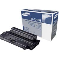 Samsung High Yield ML D3470B Laser Toner Cartridge