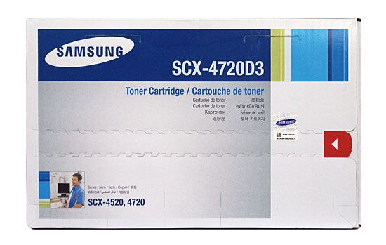 Samsung SCX4720D3 Laser Toner/Drum Cartridge