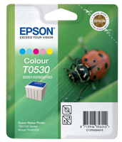 Epson T0530 Colour Ink Cartridge for S020110 & S020193