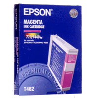 Magenta Epson T462 Ink Cartridge (C13T462011) Printer Cartridge