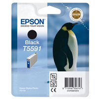 Epson T5591 Black Ink Cartridge C13T559140