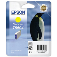 Epson T5594 Yellow Ink Cartridge C13T559440