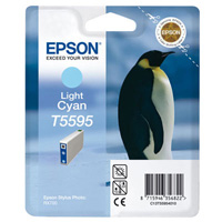 Epson T5595 Light Cyan Ink Cartridge C13T559540