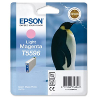 Epson T5596 Light Magenta Ink Cartridge C13T559640