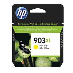 High Capacity Yellow HP 903XL Ink Cartridge - T6M11A