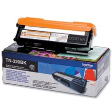 Brother Standard Capacity Black Toner Cartridge - TN-320BK