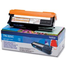 Brother High Capacity Cyan Toner Cartridge - TN-325C