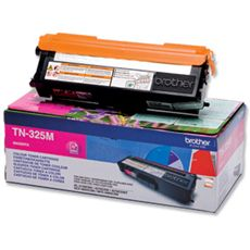 Brother High Capacity Magenta Toner Cartridge - TN-325M