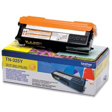 Brother High Capacity Yellow Toner Cartridge - TN-325Y