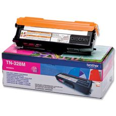 Brother Magenta Toner Cartridge - TN-328M