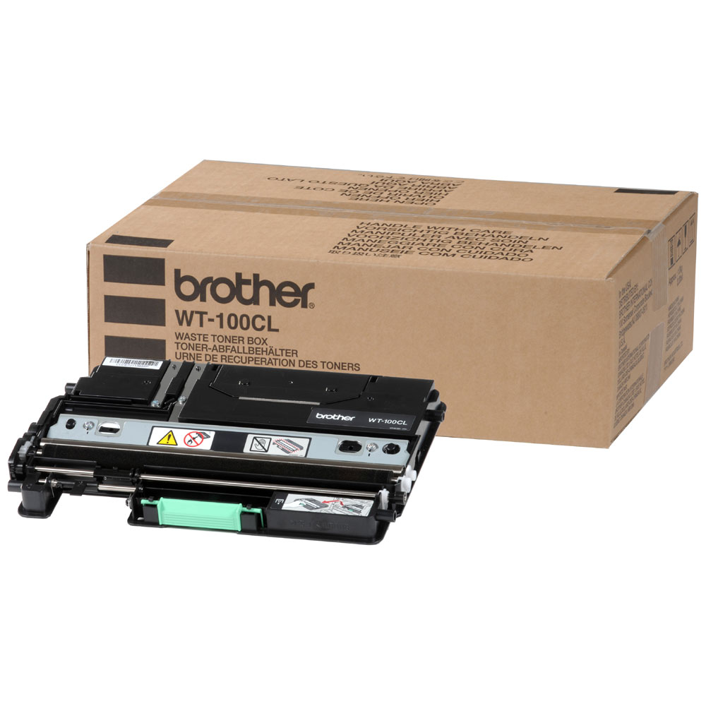 Original Brother WT-100CL Waste Cartridge (WT100CL Waste Toner Unit)